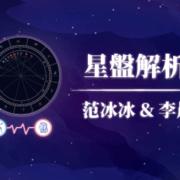 范冰冰&李晨合盤分析